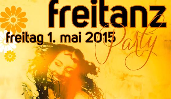 goltman web&design: Logo Freitanz-Party Ingolstadt