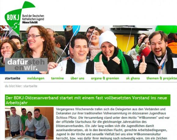 BDKJ Eichstätt – katholisch . politisch . aktiv