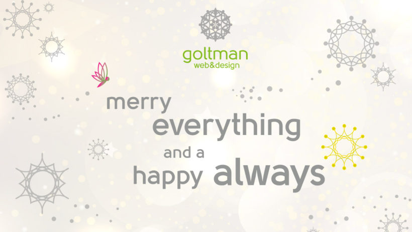 merry everything and a happy always