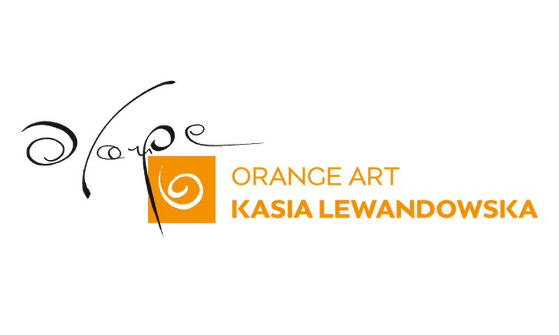 Orange Art Kasia Lewandowska
